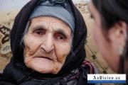 120 yaşlı azərbaycanlı qadın