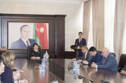 31 mart - Azərbaycanlıların Soyqırımı Günü ilə bağlı anım tədbiri keçirilib.