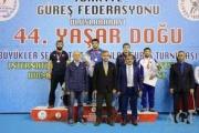 Azərbaycan güləşçiləri Türkiyədə keçirilən beynəlxalq turnirdə 8 medal qazanıblar