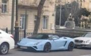 Bakıda peyda olan «Lamborghini Gallardo» kimindir? – Video