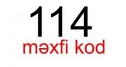 Bakıda sirli 114 kodu - MÜƏMMA