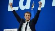 Fransanın yeni prezidenti Makron seçildi