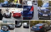 Məmur oğlunun 1 milyon dollarlıq maşınları-Azərbaycanda+FOTOLAR