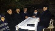 Milli Şura üzvləri ölüm aclığına başlayan şəxsi ziyarət ediblər FOTO