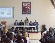 """Nərimanov rayonunda """"Narkomanlığa qarşı mübarizə"""" mövzusunda tədbir keçirilib"""