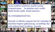 POLAD ASLANOV: SIYASI MƏHBUS AILƏLƏRINƏ MADDI YARDIM KONPANIYASINA BU GÜNDƏN START VERILIB