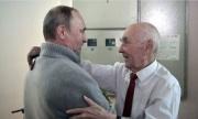 Putin sabiq rəisini təəccübləndirdi – FOTO