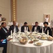 İran Səfirliyinin təşkilatçılığı ilə Qüds günü ilə bağlı konfrans keçirilib