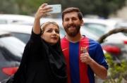 İranda Messinin oxşarı saxlanılıb - VİDEO