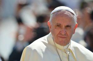 Roma Papası Vatikanda Trampı qəbul edib