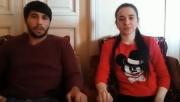 Zorla rəis oğluna ərə verilən qız istədiyi oğlana qoşulub qaçdı (VİDEO)