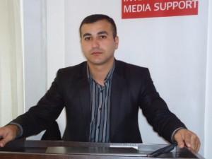 Jurnalist Peyman Sadıqov 46 saylı Şirvan dairəsi üzrə parlament seçkilərində iştirak edəcək -
