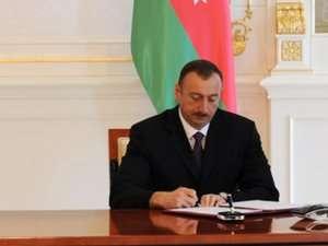 Prezident İlham Əliyev daha bir mühüm fərman imzalayıb