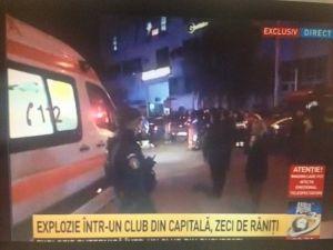 Rumıniyanın paytaxtında partlayış baş verib - 25 ölü, 88 yaralı