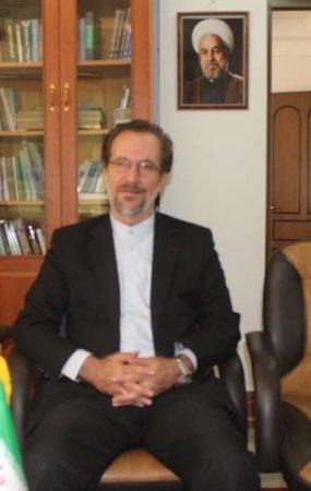 Dr. Seyid İbrahim İrbrahimi ; İki ölkə tapa bilmərik yer üzündə İran və Azərbaycan can kimi  bir- birilərinə bu qədər oxşasın