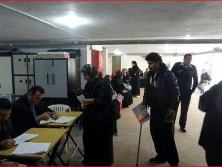 Azərbaycan tərəfindən suriyalı qaçqınlara humanitar yardım verilir