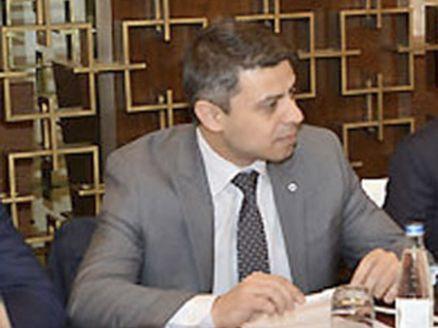 «İnter» futbol klubunun prezidenti təyin olunan Rəşad Qasımov Beynəlxalq Bankdan çıxıb