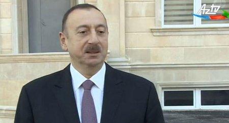 İlham Aliyev: Məmurlar nalayiq işlərlə məşğul idilər