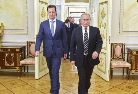 Putin Əsədə istefa verməyi təklif edib, amma Əsəd…