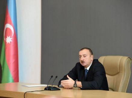 Prezident İlham Əliyev: «Minsk qrupunun bugünkü fəaliyyəti tamamilə mənasızdır»