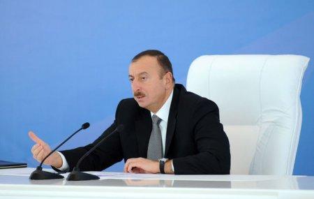 İlham Əliyev əmək haqlarının qaldırılması ilə bağlı tapşırıq verdi