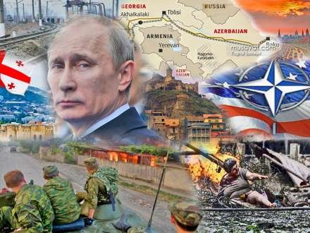 Rusiya Gürcüstana yeni müdaxilə planı hazırlayır - Azərbaycan da hədəfdə
