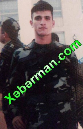 Abbas Hüseynin hərbi formalı nadir fotosu yayıldı