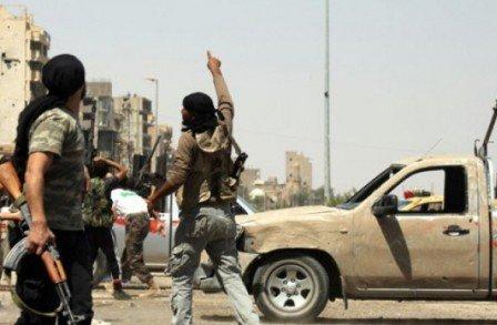 Bakıda yaxalanan terrorçu Suriyada üzə çıxdı