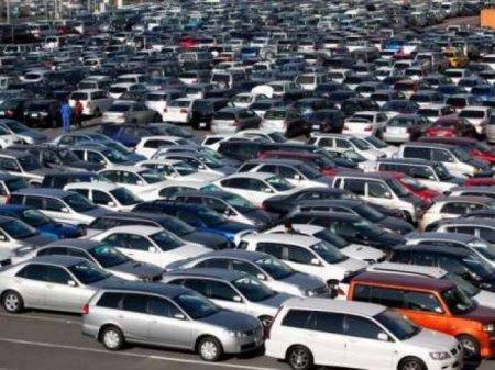 Azərbaycanda avtomobil bazarı tam çökdü - rəsmi statistka