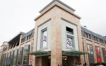 28 Mall-da bomba həyəcanı