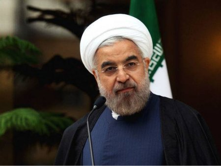 İran prezidenti: