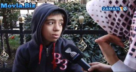 Türkiyəni göz yaşına boğan 12 yaşlı uşaq