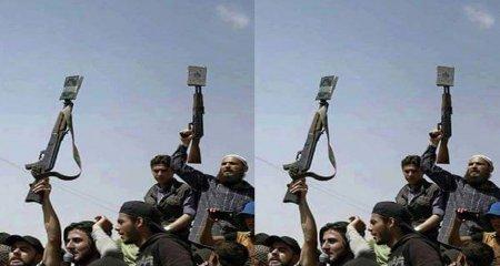 Terrorçular Quranı avtomata taxdılar - Tarix təkrarlandı