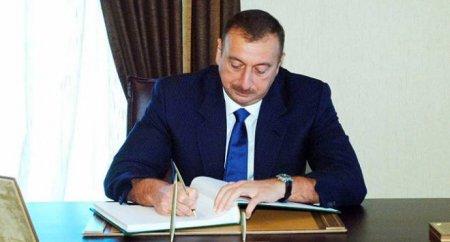 İlham Əliyevdən yeni təyinatlar - siyahı