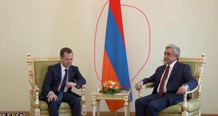 Sarkisyanın otağında Rusiya təhqir olundu: Putin buna görə... - VİDEO