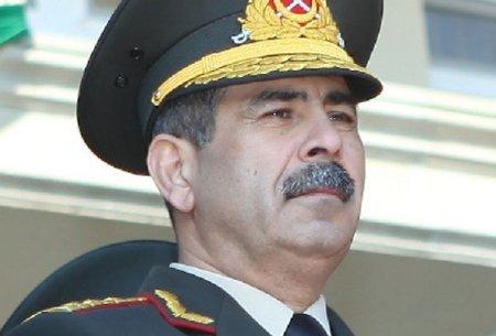 Zakir Həsənov bir qrup hərbi qulluqçuya polkovnik rütbəsi verdi