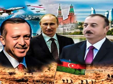 Regionda yeni güc mərkəzi yaradıla bilər - Bakı, Ankara və Moskva bir arada