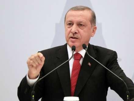 Ərdoğan: 'PKK-nın terror aktlarının arxasında FETÖ durur' Перейти