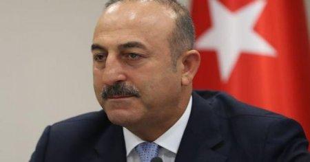 Türkiyə xarici işlər naziri təcili İrana getdi