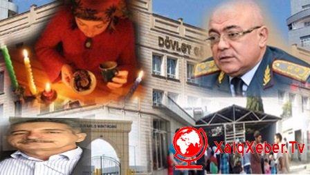 Falçı Rəfiqənin gömrükçü qardaşı İlham Ağamalı oğlu Aydın Əliyevə necə təsir göstərir?