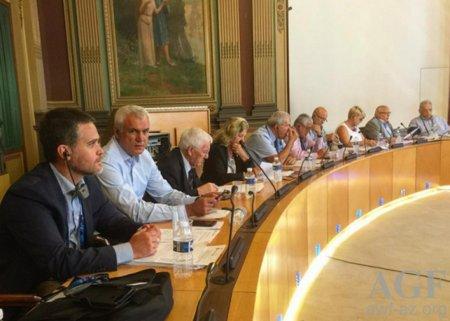 Namiq Əliyev Dünya Güləş Birliyinin İcraiyyə Komitəsinə yenidən üzv seçilib