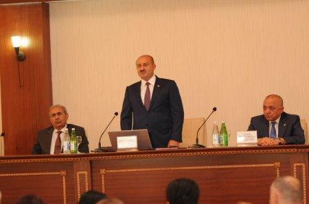 Nəsimi Rayon İcra Hakimiyyəti Başçısı yanında Şuranın geniş iclası keçirilmişdir