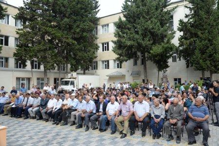 Müqəddəs Qurban Bayramı Nəsimi rayonunda qeyd olunmuşdur.