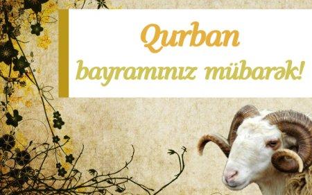 Qurban bayramı qeyd olunur