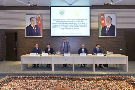 Azərbaycan Respublikası Vergilər Nazirliyinin və Baş Prokurorluğun mətbuat xidmətlərinin məlumatı