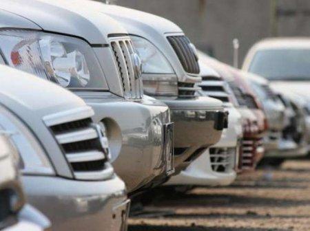 Bu ərazilərdə avtomobillərin dövlət nömrə nişanları dəyişdirilir