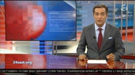 """""""ATV xəbər"""" reportajlarını efirə verə bilmədi – KURYOZ"""