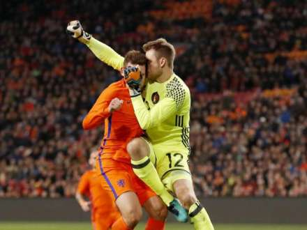 Hollandiya millisinin futbolçusu yaddaşını itirdi
