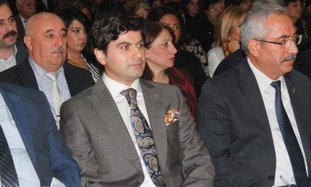 Hacı Quliyev Dünya Azərbaycanlılarının Mədəniyyət Mərkəzi İctimai Birliyinin vitse-prezidenti seçildi – FOTO
