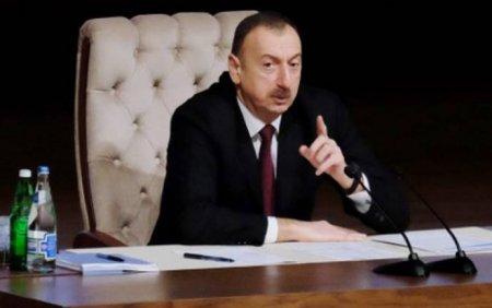 İlham Əliyev Nazirlər Kabinetini istefaya göndərir